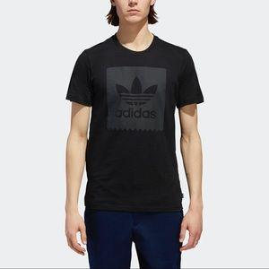 NWT Men's Adidas Blackbird Solid Tee Brand New